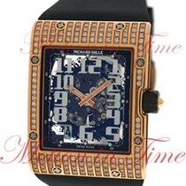 Richard Mille RM-016 Ultra Thin, Skeleton Dial, Diamond Case -...