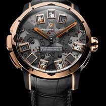 Christophe Claret BLACKJACK - 18K - Red Gold - PVD - Limited...