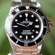 Rolex Sea Dweller 16600 No Holes Case on Bracelet 40 mm