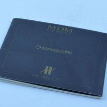 Hublot Manual Anleitung Hublot Mdm Chrono Chronopgraphe