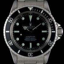 Rolex Stainless Steel O/P Non Date Submariner Gents 5512