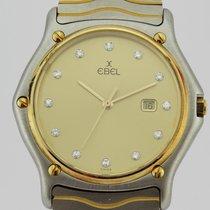Ebel CLASSIC WAVE DIAMONDS BEZEL MEN