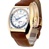 Girard Perregaux Richeville Day Night in Rose Gold