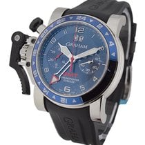 Graham GMT Oversize Chronofighter Big Date