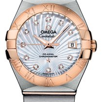 Omega Constellation Women's Watch 123.20.27.20.55.001