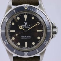 Rolex 5513 Submariner with Kissing 4 insert original Dial