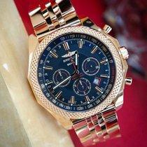 Breitling Bentley Barnato R2536824/BB12/990R Rose Gold Watch