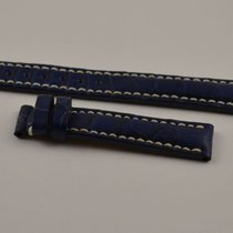 Breitling Kroko Leder Armband Band 16mm 16-14 Für Dornschliess...