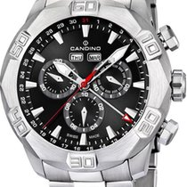 Candino Sport C4477/3 Herrenchronograph Swiss Made