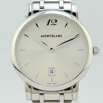 Montblanc Star Classique Date Steel Quartz 7239