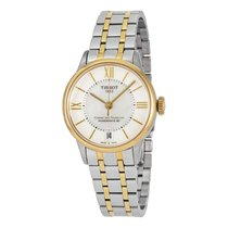 Tissot T-Classic Mother of Pearl Dial Ladies Watch T099.207.22...