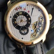 Glashütte Original PanoInverse XL 42mm Pink Gold
