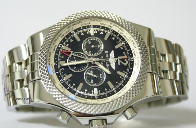 Breitling Bentley GMT Bentley GMT