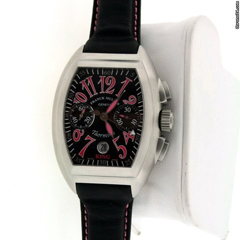 Franck Muller Conquistador 8005 CC King