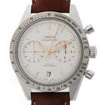 Omega Speedmaster '57 Co-Axial Chronograph Stahl Automatik...