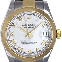 Rolex Datejust Midsize Men's Or Ladies 2-Tone Watch 178243...