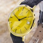 Enicar Rare 1960s Rare Gold Plated Manual Watch Exquisite...