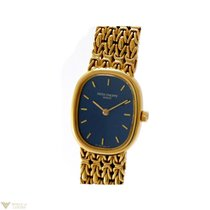 Patek Philippe Ladies Ellipse Vintage 18k Yellow Gold Watch