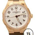 Vacheron Constantin Overseas 18K Rose Gold 36mm Diamond 47560...