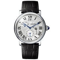 Cartier Rotonde De Cartier Large Date Second Time-Zone Watch
