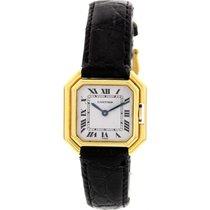 Cartier Ladies Vintage Cartier 18K Yellow Gold Paris Watch