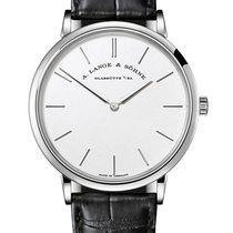 A. Lange & Söhne [NEW 2016 MODEL] Saxonia 201.027 (Retail:...