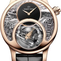 Jaquet-Droz [NEW][LIMITED 8] Rose Gold 2017 Charming Bird...