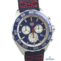 TAG Heuer Formula 1 Quarz Chronograph 43mm Red Bull Spec inkl...