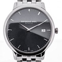 Raymond Weil Toccata 42 Stainless Steel Blue Dial