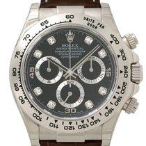 勞力士 (Rolex) Cosmograph Daytona Black dial with diamonds