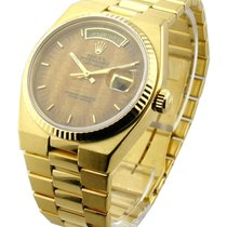 Rolex Used Quartz President Day Date Yellow Gold