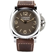 Panerai Luminor 1950 3 Days Acciao  47mm Limited Edition NEW