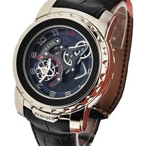 Ulysse Nardin 2080-115 Freak Diavolo - White Gold on Strap...