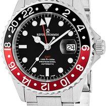 Revue Thommen Diver GMT 17572.2136