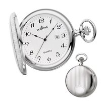 Dugena Basic Uhren Savonette Taschenuhr 4460636