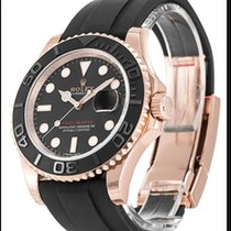 Rolex 116655  Yacht Master Rose Gold Ceramic 40mm
