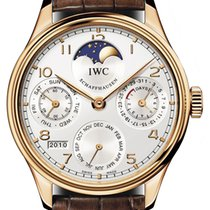 IWC [NEW] IW502306 Portuguese Perpetual Calendar Moonphase