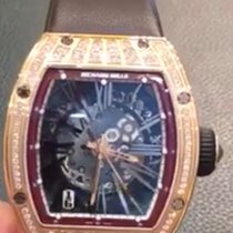 Richard Mille RM 023 with diamond Red Gold