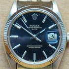 Rolex Vintage Date 1503 Y.Gold Jubilee Fluted D'Agosto...