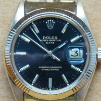 Rolex Vintage Date 1503 Y.Gold Jubilee Fluted D'Agosto...