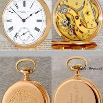 Patek Philippe & Cie Genéve 18k rose gold gent' pocket...