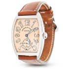 Franck Muller Casablanca Stainless Steel Manual Wind Watch...