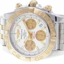 Breitling Chronomat 41 Automatic Chronograph 18K Rose Gold