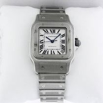Cartier Santos Galbee XL Stainless Steel Watch