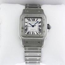 Cartier Santos Galbee XL Stainless Steel Watch