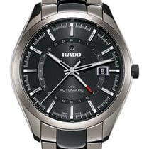 雷达 (Rado) Rado R32165152 Hyperchrome Automatic UTC Men's...