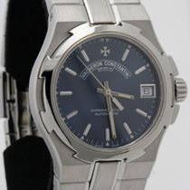 Vacheron Constantin Overseas Automatic Chronometer 37mm Blue...
