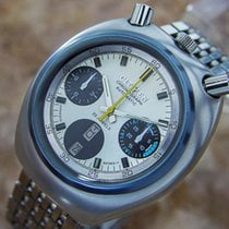 Citizen Bullhead Japanese Automatic Watch C1970 With Famous...