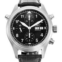 IWC Watch Pilots Double Chrono IW371333