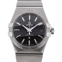 Omega Constellation 35 Automatic Date